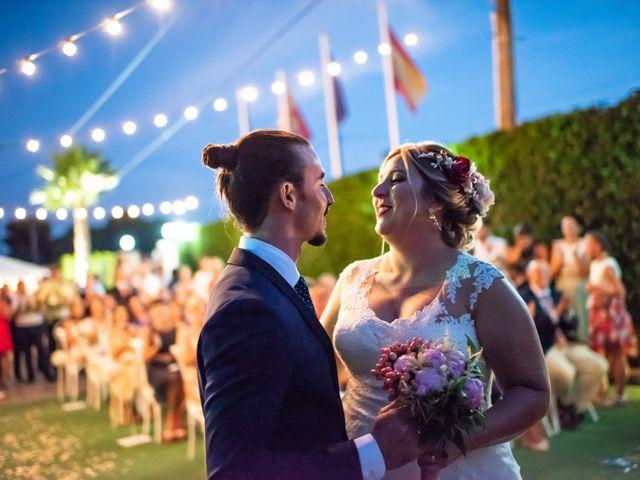 La boda de Samu y Aida en Elx/elche, Alicante 2