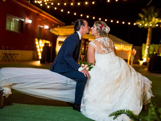 La boda de Samu y Aida en Elx/elche, Alicante 46