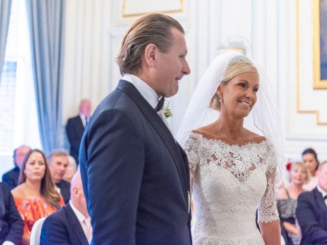 La boda de Thor y Johanna en Valencia, Valencia 26