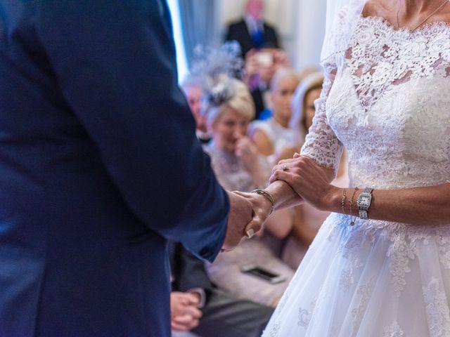 La boda de Thor y Johanna en Valencia, Valencia 28