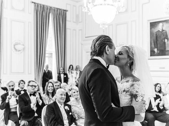 La boda de Thor y Johanna en Valencia, Valencia 32