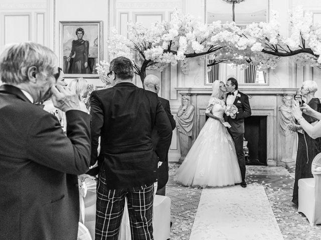 La boda de Thor y Johanna en Valencia, Valencia 35