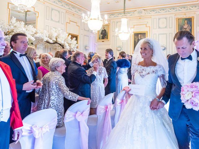 La boda de Thor y Johanna en Valencia, Valencia 36