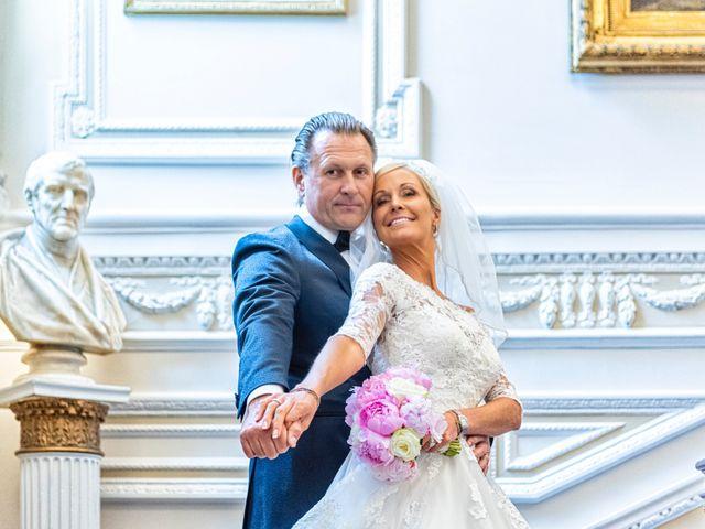 La boda de Thor y Johanna en Valencia, Valencia 44