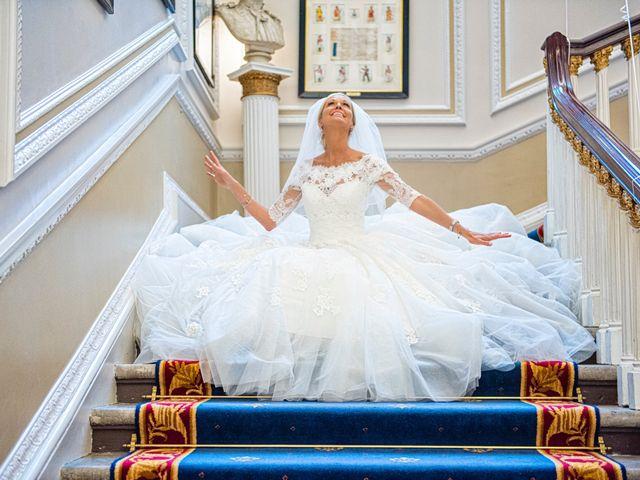 La boda de Thor y Johanna en Valencia, Valencia 45