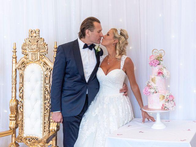 La boda de Thor y Johanna en Valencia, Valencia 59