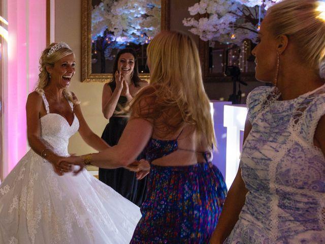 La boda de Thor y Johanna en Valencia, Valencia 80