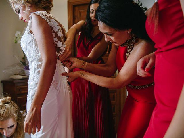 La boda de Josua y Sheila en Toledo, Toledo 15