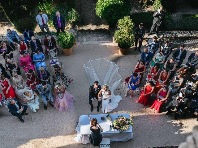 La boda de Josua y Sheila en Toledo, Toledo 1