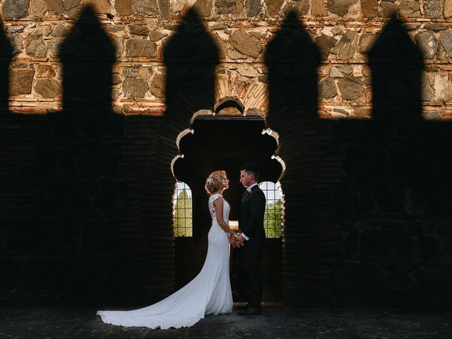 La boda de Josua y Sheila en Toledo, Toledo 34