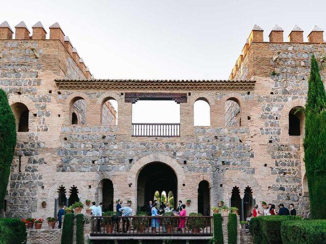 La boda de Josua y Sheila en Toledo, Toledo 37