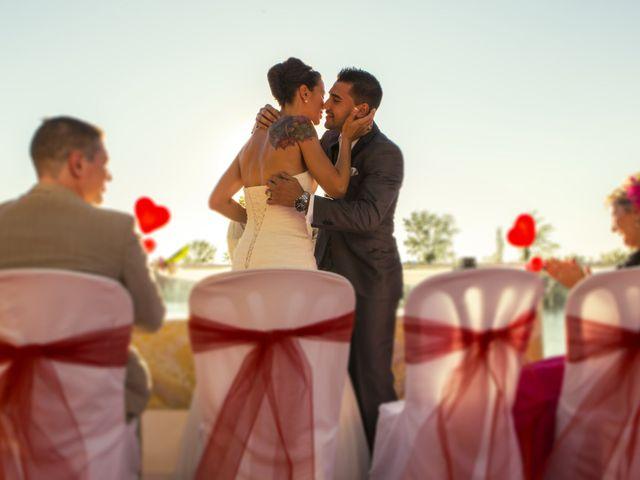 La boda de Sergio y Esther en Arganda Del Rey, Madrid 6