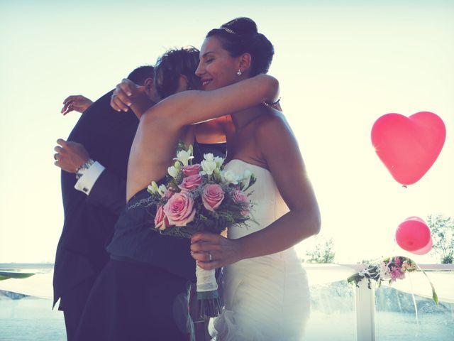La boda de Sergio y Esther en Arganda Del Rey, Madrid 1