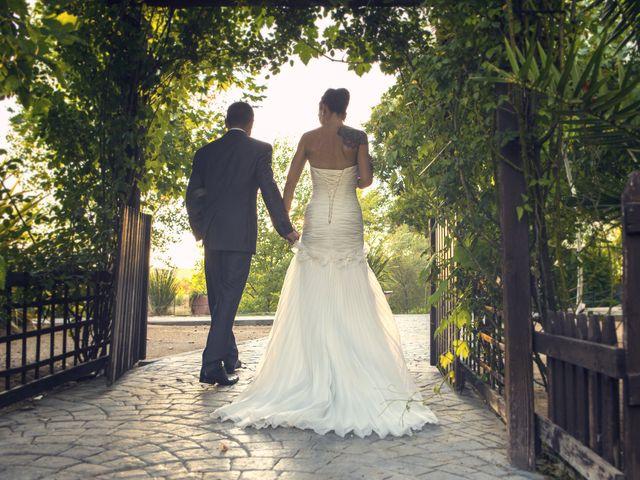 La boda de Sergio y Esther en Arganda Del Rey, Madrid 9