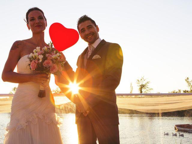 La boda de Sergio y Esther en Arganda Del Rey, Madrid 2