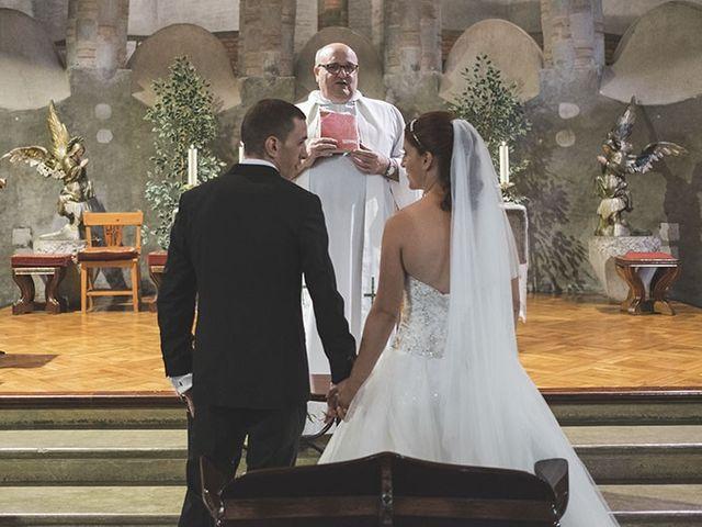 La boda de Toni y Valentina en Sant Boi De Llobregat, Barcelona 9