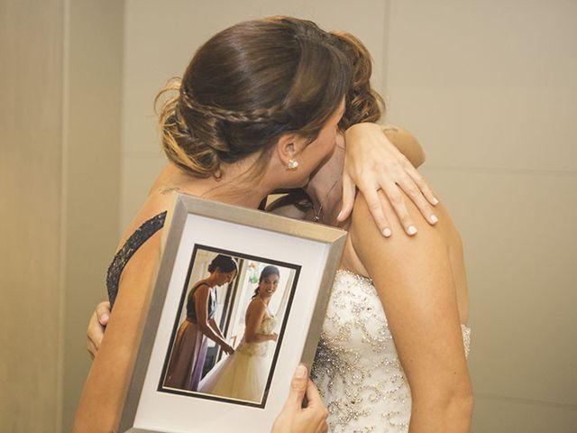 La boda de Toni y Valentina en Sant Boi De Llobregat, Barcelona 1