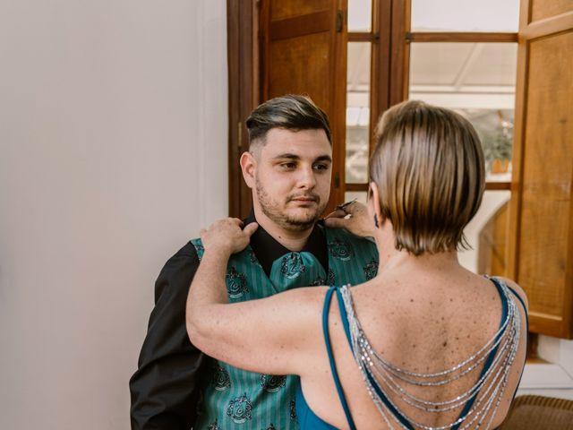 La boda de Yared y Wendy en San Cristóbal de La Laguna, Santa Cruz de Tenerife 20