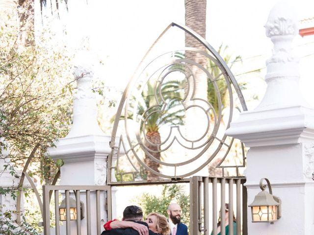 La boda de Yared y Wendy en San Cristóbal de La Laguna, Santa Cruz de Tenerife 29