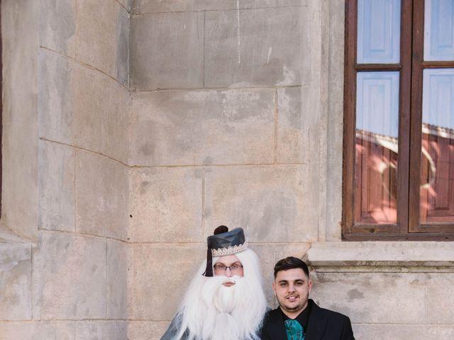 La boda de Yared y Wendy en San Cristóbal de La Laguna, Santa Cruz de Tenerife 33