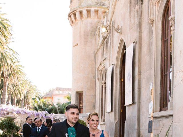 La boda de Yared y Wendy en San Cristóbal de La Laguna, Santa Cruz de Tenerife 38