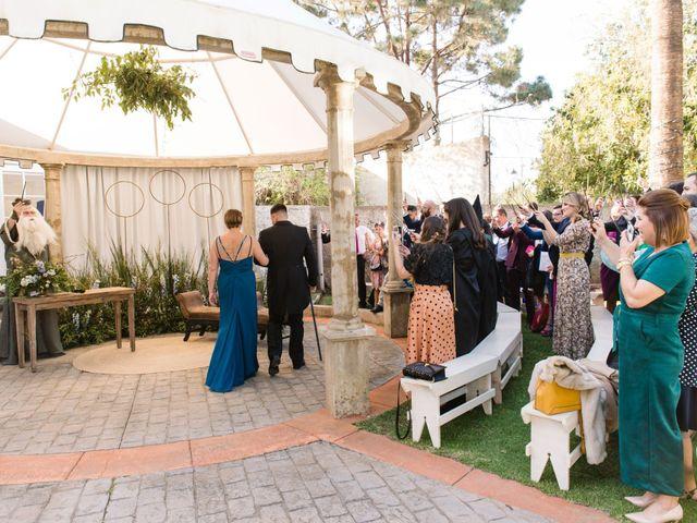 La boda de Yared y Wendy en San Cristóbal de La Laguna, Santa Cruz de Tenerife 40