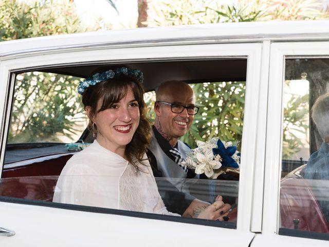 La boda de Yared y Wendy en San Cristóbal de La Laguna, Santa Cruz de Tenerife 43