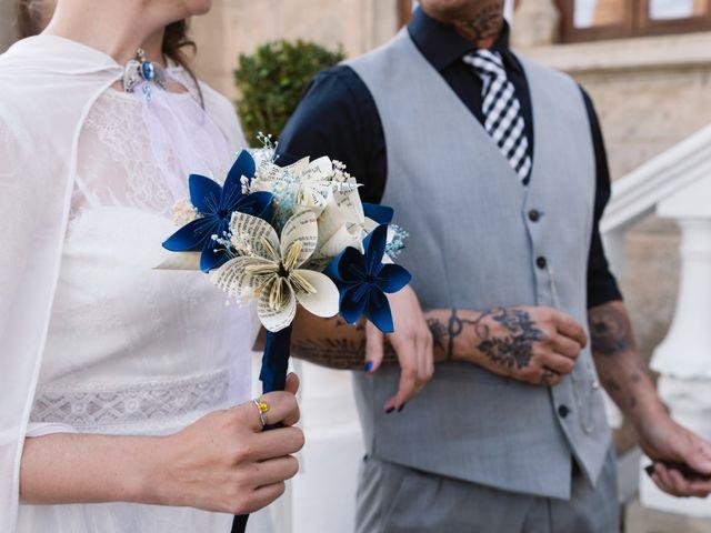 La boda de Yared y Wendy en San Cristóbal de La Laguna, Santa Cruz de Tenerife 46