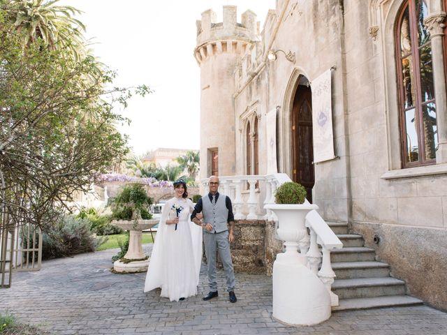 La boda de Yared y Wendy en San Cristóbal de La Laguna, Santa Cruz de Tenerife 49