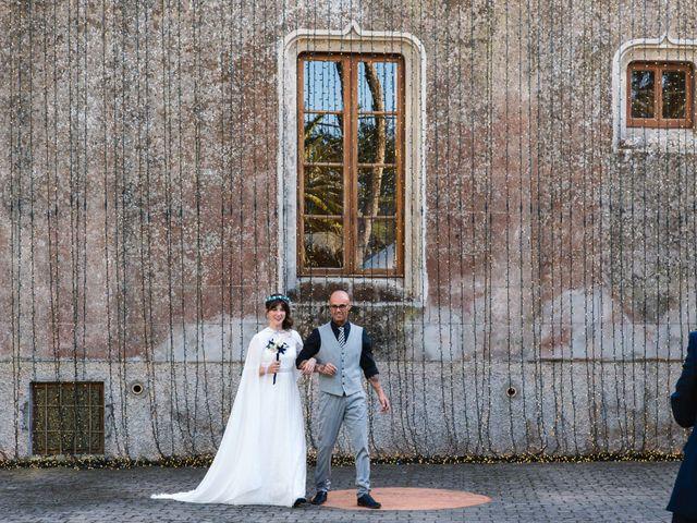 La boda de Yared y Wendy en San Cristóbal de La Laguna, Santa Cruz de Tenerife 51