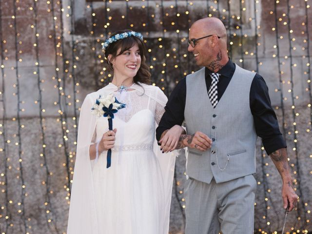 La boda de Yared y Wendy en San Cristóbal de La Laguna, Santa Cruz de Tenerife 2