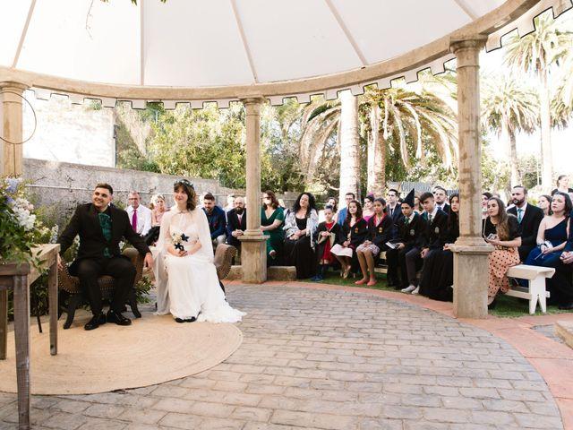 La boda de Yared y Wendy en San Cristóbal de La Laguna, Santa Cruz de Tenerife 58