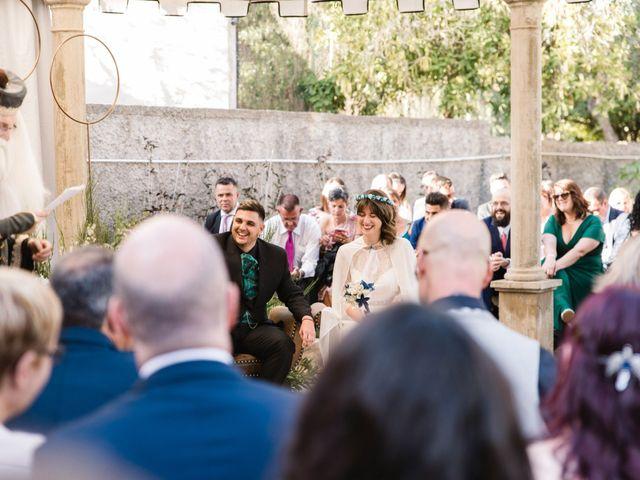 La boda de Yared y Wendy en San Cristóbal de La Laguna, Santa Cruz de Tenerife 61