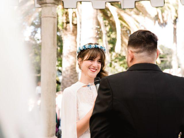 La boda de Yared y Wendy en San Cristóbal de La Laguna, Santa Cruz de Tenerife 69