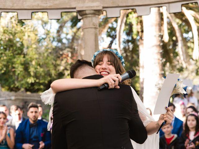 La boda de Yared y Wendy en San Cristóbal de La Laguna, Santa Cruz de Tenerife 72
