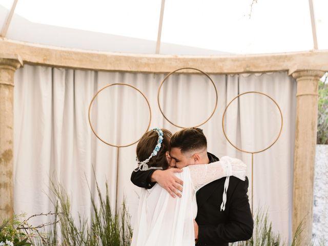 La boda de Yared y Wendy en San Cristóbal de La Laguna, Santa Cruz de Tenerife 73