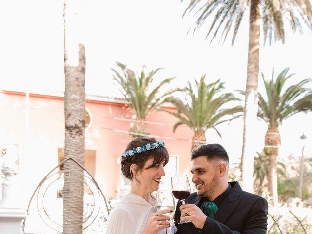 La boda de Yared y Wendy en San Cristóbal de La Laguna, Santa Cruz de Tenerife 75