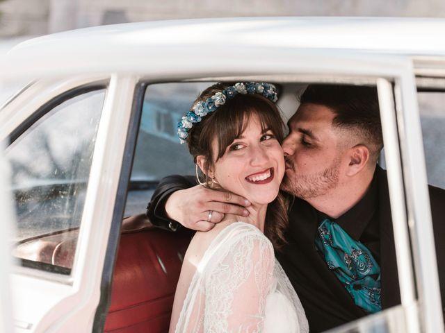 La boda de Yared y Wendy en San Cristóbal de La Laguna, Santa Cruz de Tenerife 77