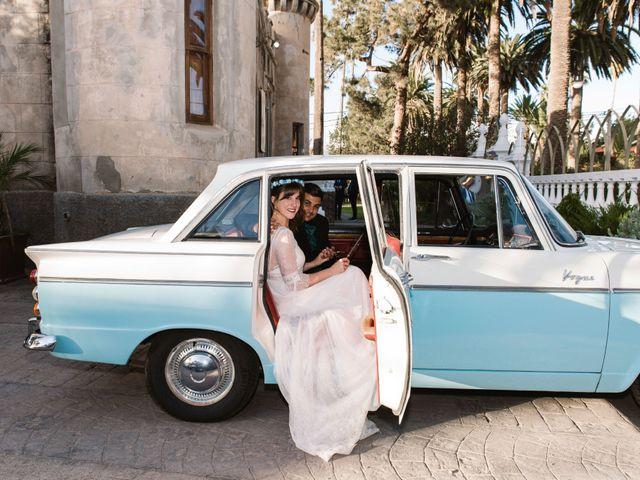 La boda de Yared y Wendy en San Cristóbal de La Laguna, Santa Cruz de Tenerife 79