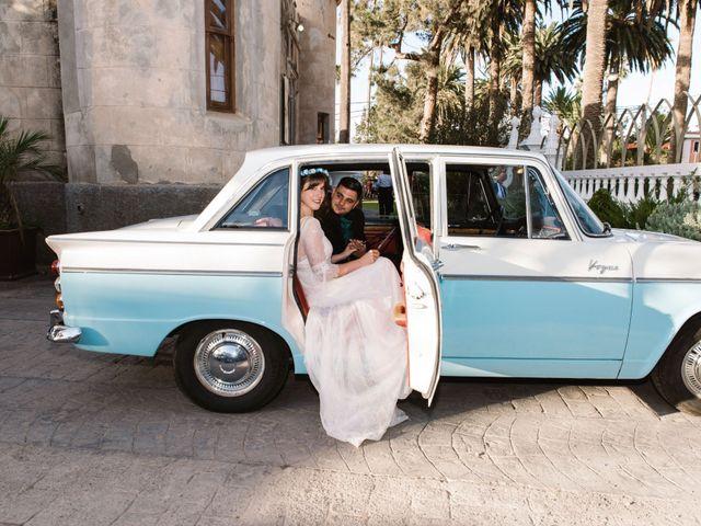 La boda de Yared y Wendy en San Cristóbal de La Laguna, Santa Cruz de Tenerife 80