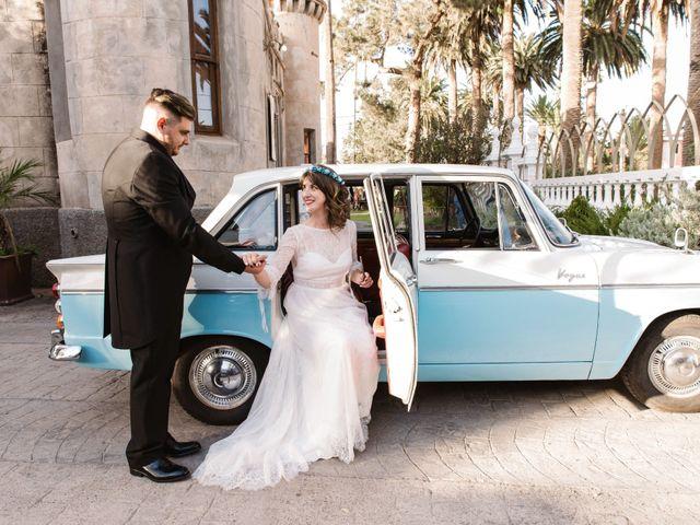 La boda de Yared y Wendy en San Cristóbal de La Laguna, Santa Cruz de Tenerife 82