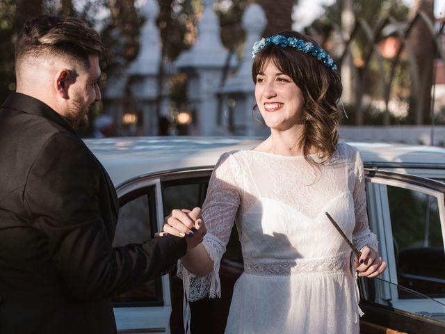 La boda de Yared y Wendy en San Cristóbal de La Laguna, Santa Cruz de Tenerife 83