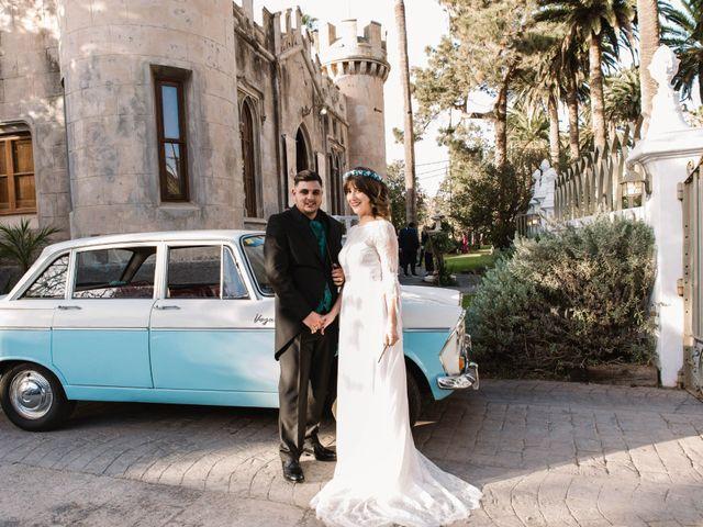 La boda de Yared y Wendy en San Cristóbal de La Laguna, Santa Cruz de Tenerife 85