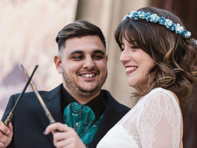 La boda de Wendy y Yared