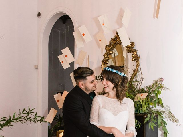 La boda de Yared y Wendy en San Cristóbal de La Laguna, Santa Cruz de Tenerife 90