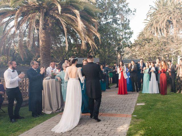 La boda de Yared y Wendy en San Cristóbal de La Laguna, Santa Cruz de Tenerife 95