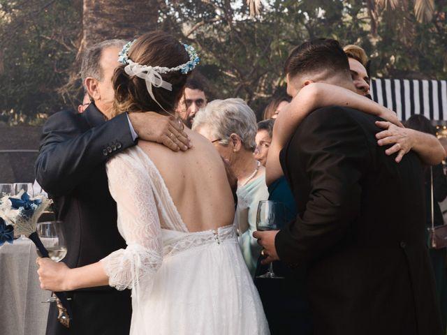 La boda de Yared y Wendy en San Cristóbal de La Laguna, Santa Cruz de Tenerife 96