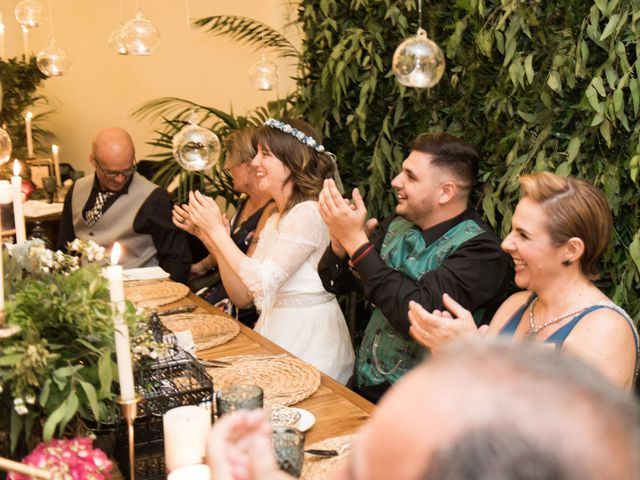 La boda de Yared y Wendy en San Cristóbal de La Laguna, Santa Cruz de Tenerife 120