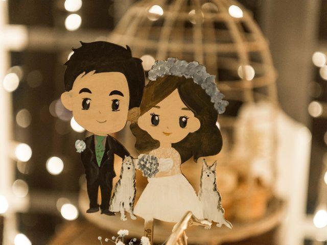 La boda de Yared y Wendy en San Cristóbal de La Laguna, Santa Cruz de Tenerife 123