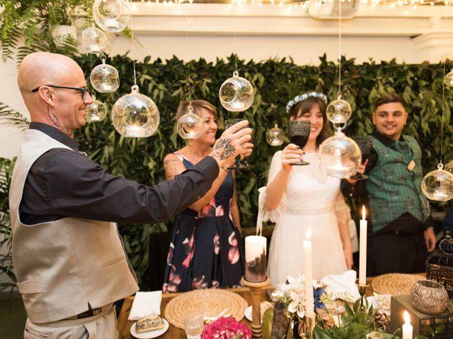 La boda de Yared y Wendy en San Cristóbal de La Laguna, Santa Cruz de Tenerife 126